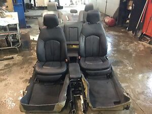 Seats Out Of 2011 Cadillac Cts