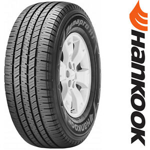 2 New Lt 245 75r16 Hankook Dynapro Ht Tires 2457516 75 16 R16 75r