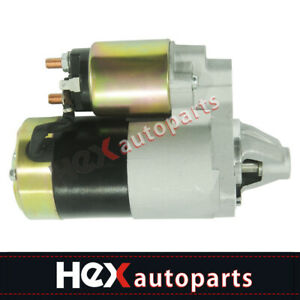 New Starter For Jeep Grand Cherokee 4 7l 1999 2000 2001 2002 17754