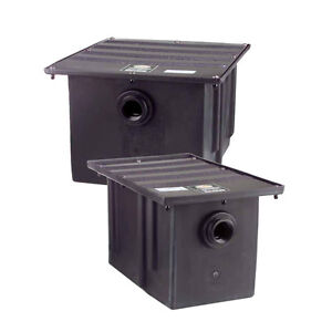 Ashland Traps 4807 14lb Commercial Grease Trap Pdi Certified