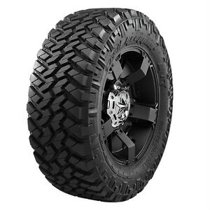 4 New 285 55r20 Nitto Trail Grappler Mud Tires 2855520 55 20 R20 10 Ply M T Mt