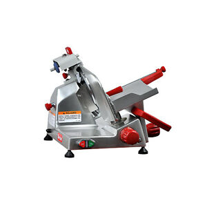 Berkel 823e plus 9 1 4 Hp Manual Gravity Feed Entry Series Slicer