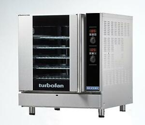 Moffat G32d5 Commercial Gas Convection Oven Full Size 5 Pan Digital