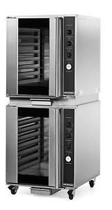 Moffat P8m 2 Manual Double Stack Electric Proofer Holding Cabinet