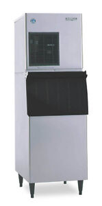 Hoshizaki F450maj Ice Maker 22in Modular 476lb Flake Ice Machine Air Cooled