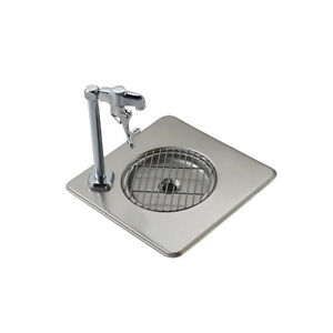 Krowne Metal Ws 1 12 1 2 x12 1 2 Stainless Steel Drop in Water Station