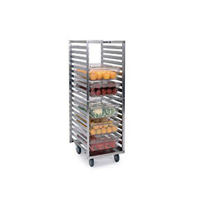 Lakeside 166 Stainless Steel Full Height Pan Rack With 5 Spacings
