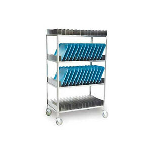 Lakeside 867 Stainless Steel 4 Shelf Sheet Pan Drying Rack