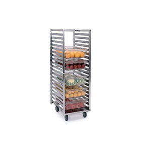 Lakeside 180 Stainless Steel Full Height Pan Rack With 3 Spacings