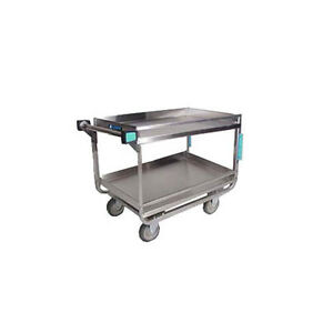 Lakeside 729 22 3 8 x38 5 8 x37 1 2 Stainless Steel Utility Cart