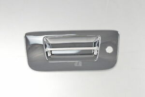 Tape On Abs Tailgate Handle Cover Tcwtg153 Fits 07 13 Chevy Silverado 1500 G