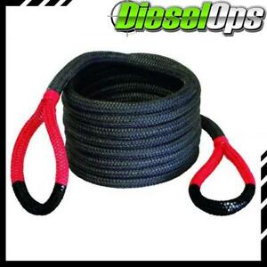 Bubba Rope Big Bubba 1 1 4 X 30 With Red Eyes
