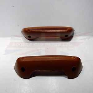 New Pair Of Door Pull Handles Handle Pulls Set For 1972 1977 Mgb Autumn Leaf