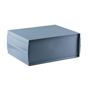 New Plastic Enclosure Connection Box Project Case Instrument Shell 345x258x145mm