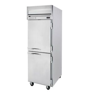 Beverage air 24 Cuft Horizon Series 2 door Reach in Freezer W S s Sides