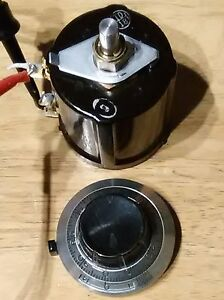 1 Pair Beckman Helipot 10 Turn 1k 3 Precision Potentiometer With Vintage Dial