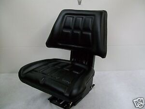 Massey Ferguson 231 234 234 S 234 H 260 282 Tractor Suspension Seat Black if