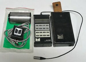 Metrosonics Db 308 Sound Analyzer Calibration Kit W Case Charger