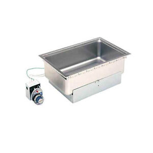 Wells Ss 206et Full Size Built in Bottom Mount Food Warmer