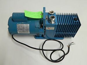 Precision Model 195 Dd Vacuum Pump Tested See Video