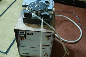 Rainin Peristaltic Pump Rabbit Gilson Minipuls Mini 2 line Vbm Lab