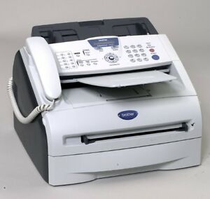 Brother Fax 2820 Laser Plain Paper Fax copier