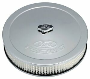 Ford Racing Proform Air Cleaner Kit Chrome 302 350