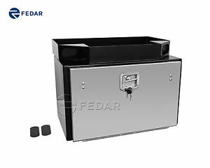 Fedar Heavy Duty Underbody Truck And Trailer Tool Box With Tray 36 X 18 X 18