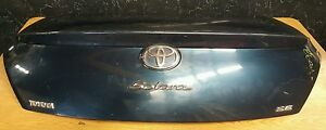 2004 2005 2006 2007 2008 Toyota Solara Trunk Luggage Lid With Spoiler Oem