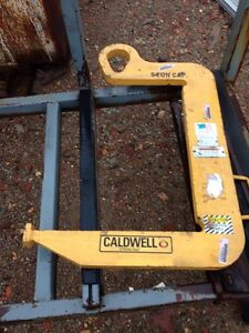 5 ton Caldwell Coil C hook 82ncs 5 20