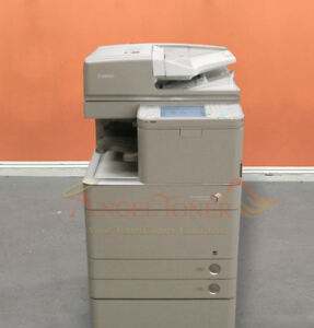 Canon Imagerunner Advance C5255 Color Copier Printer Copy Print Scan A3 Usb