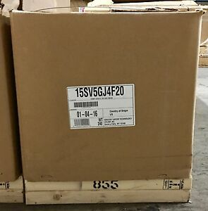 Xylem Goulds 15sv5gj4f20 Esv 10 Hp Stainless 5 Stage Water Pump Grundfos Cr16