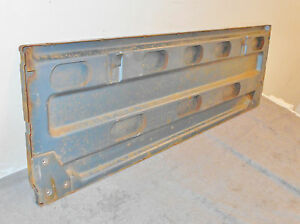 1965 1966 1967 1968 69 70 Mustang Gt Mach 1 Shelby Fastback Fold Down Seat Panel
