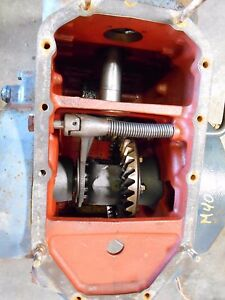 M4050 Kubota Differential Unit And Case