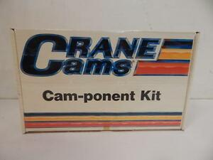 Crane Cams Cam Ponent Kit 11302 1 55 81 Sbc Mechanical Lifters 283 302 327 350