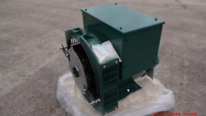 Generator Alternator Head Cgg164a 8 2kw 1phase Sae4 6 5 120 240 Volts Industrial