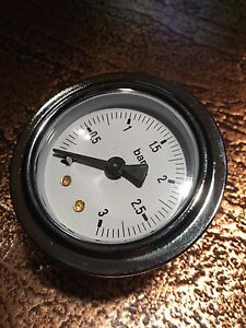 Boiler Pressure Gauge 52mm 0 3bar
