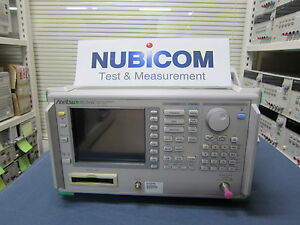 Anritsu_ms2668c Spectrum Analyzer