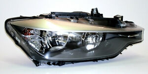 New Bmw 320i Zkw Right Headlight Assembly Lus7261 63117338710