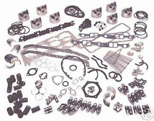 Ford Model A Master Engine Kit 1928 31 Pistons Rings Gaskets Gears Lifters Opkit