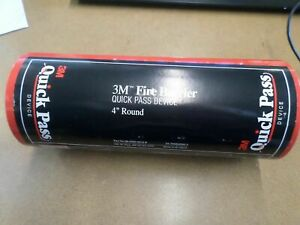 3m 98 0400 5515 8 Fire Barrier Quick Pass Device 4 Round