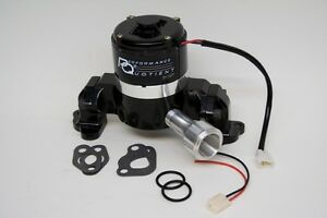 Ford 351c Cleveland Lightweight Racing Electric Water Pump Black