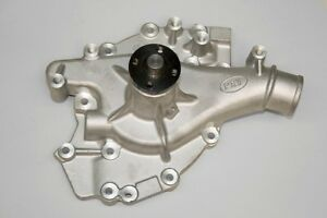 Prw Bbf Ford 429 460 High Performance Aluminum Water Pump As Cast