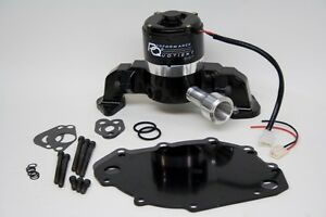 Big Block Ford 400 460 Lightweight Racing Electric Water Pump Backplate
