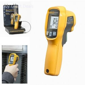 Fluke 62 Max Infrared Thermometer 20 To 932 Degrees F Range New
