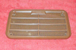 1969 1970 Mustang Mach1 Boss Shelby Cougar Orig 8track Am fm Door Speaker Grille