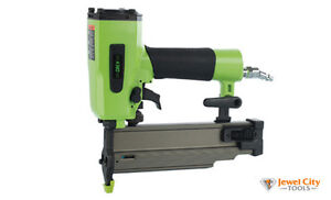 Brand New Grex 2 Inch 18 Gauge Brad Finish Nailer Green Buddy 1850gb