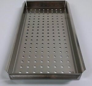 Ritter Midmark M9 Small Tray Tray Stainless Autoclave Sterilizer Tray