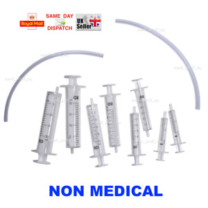 1 2 3 4 5 10 2ml 5ml 10ml 20ml Syringe 20cm Tube Ink Refill Liquid Dispension