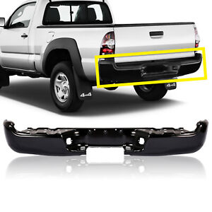 Rear Bumper Face Bar For Toyota Tacoma R 416901 To1102241 New